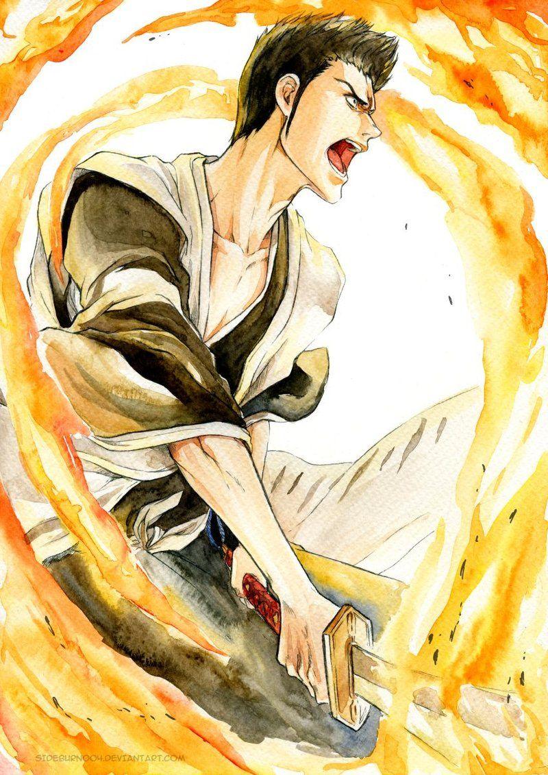 BLEACH: Burn Engetsu SPOILER by Sideburn004.deviantart.com on @deviantART