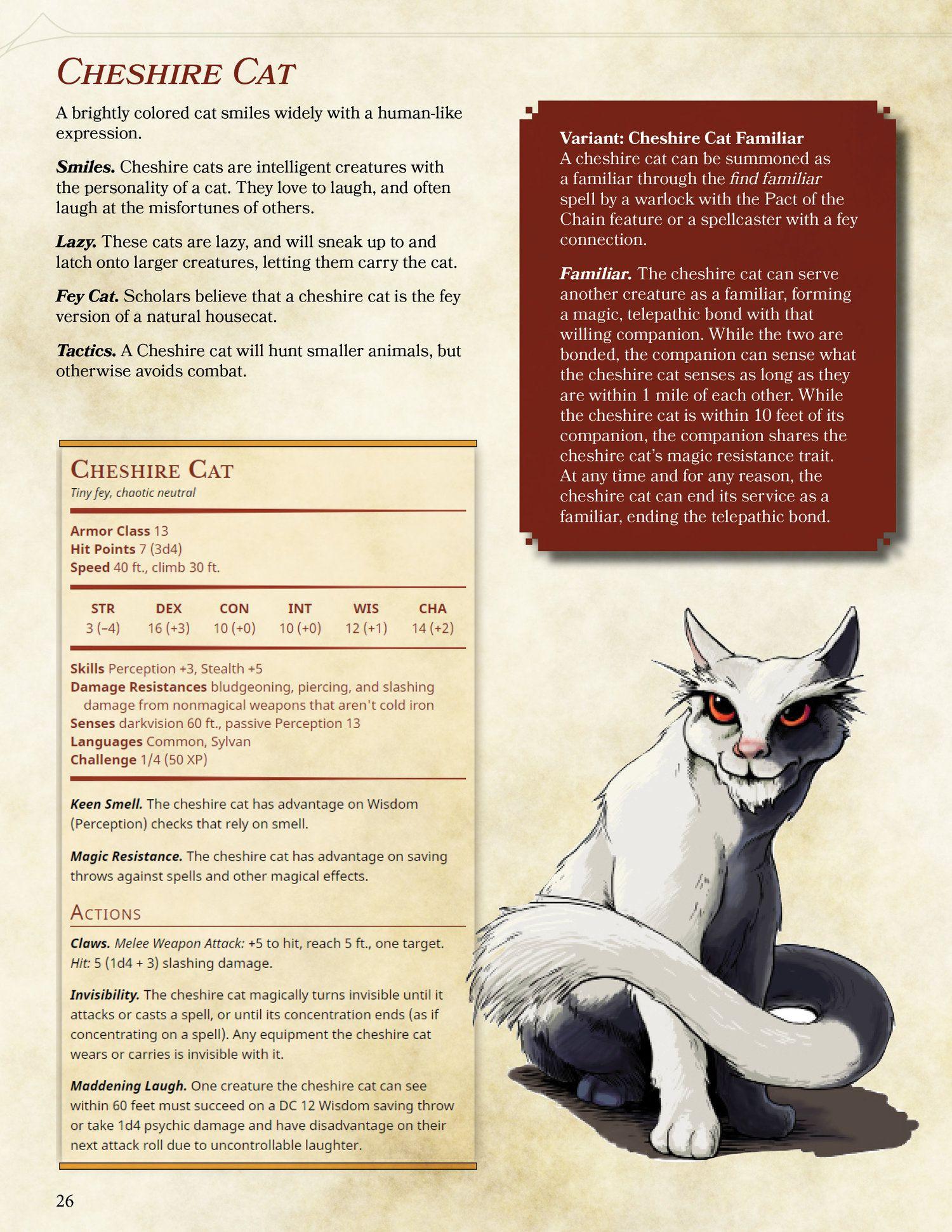 42+ Fey cat info