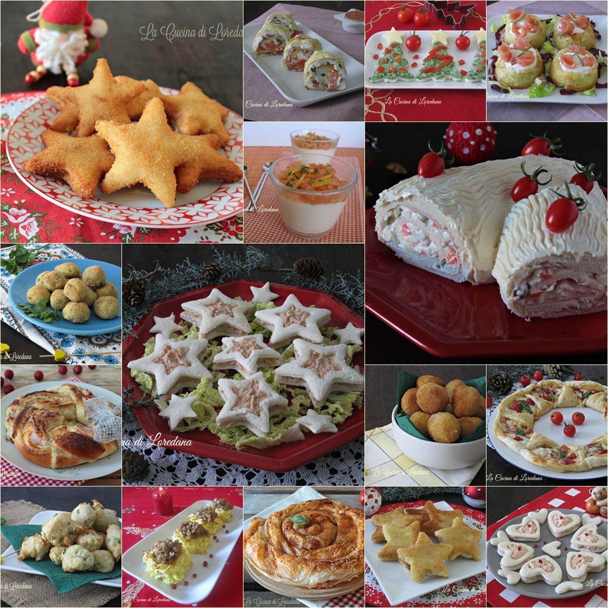 Antipasti X Il Cenone Di Natale.Antipasti Per Capodanno Tante Semplici E Sfiziose Idee Ricette Antipasti Ricette Di Cucina