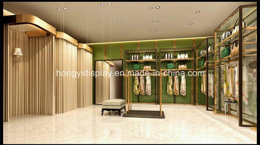 fashion boutique interiors | modern minimalist fashion store ...
