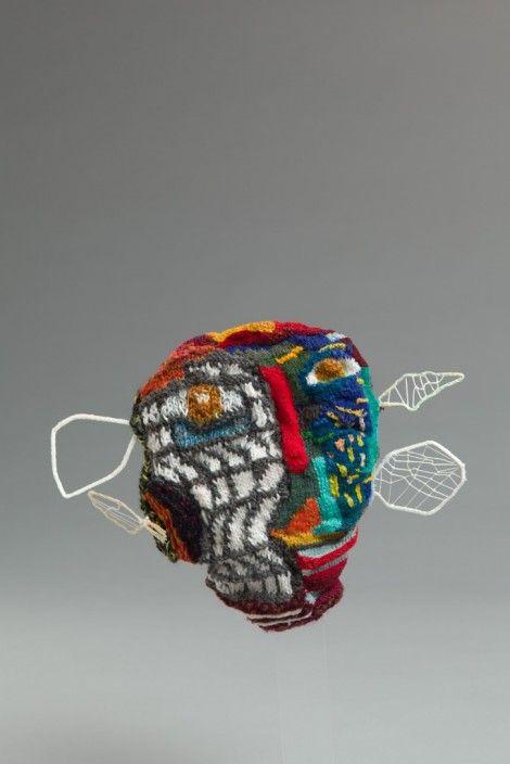 L Ecouter Jusqua L Entendre Sculpture Textile Artistes Textile Art Textile