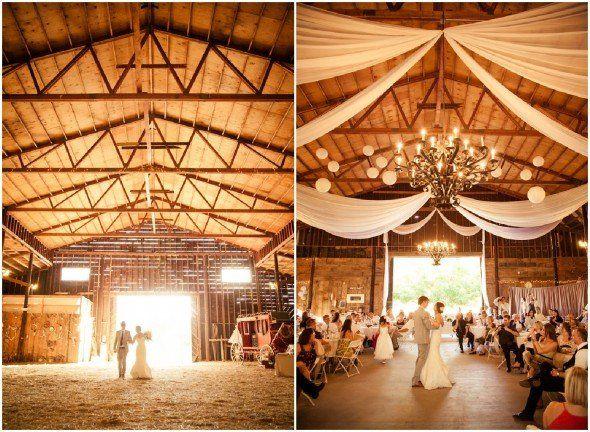 Northern California Barn Wedding | Barn wedding ...