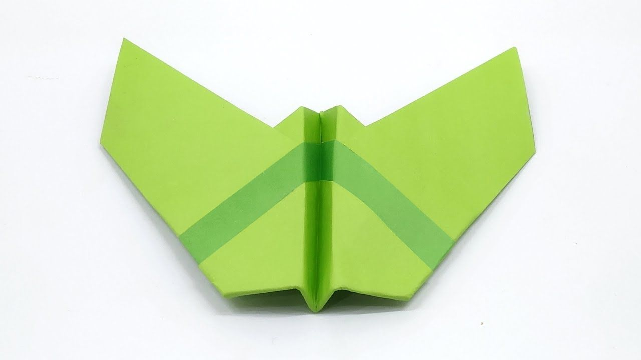 How To make A Paper Jet Plane Best Paper Cool Plane