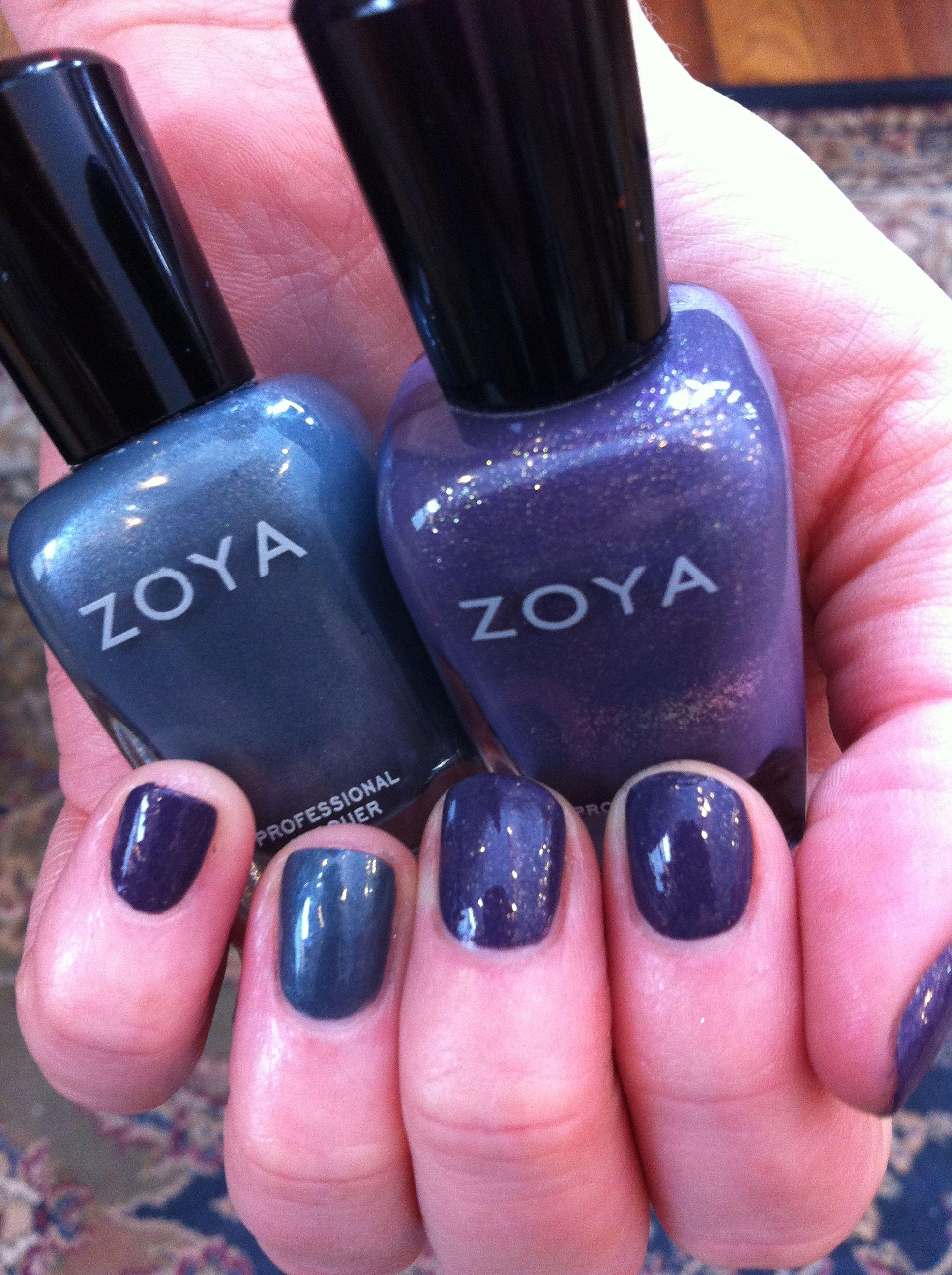 Zoya's Marina and Neeka