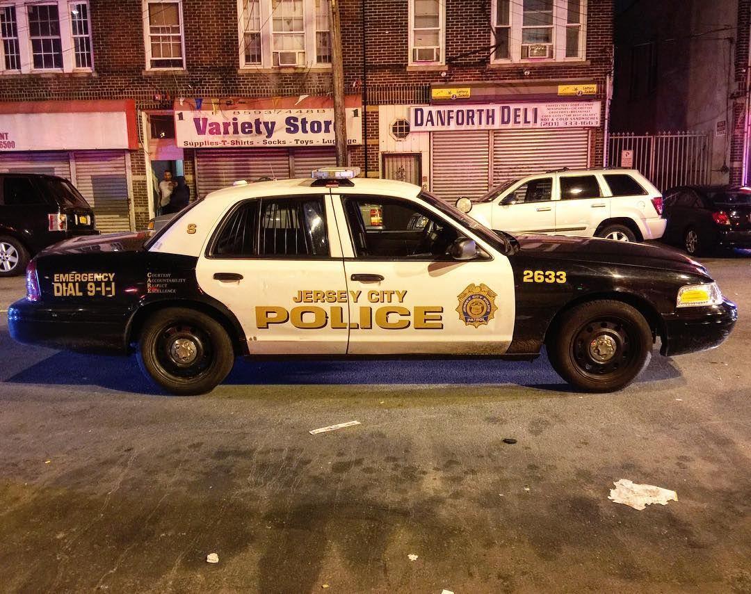 Instagram Victoria Police Jersey City Police Department