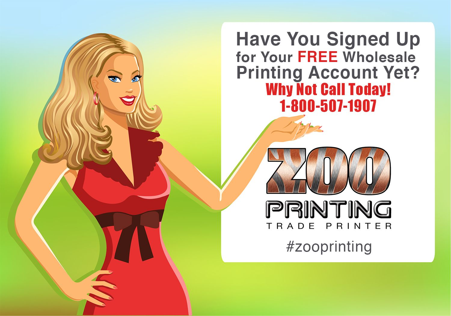 Pin by Zoo Printing, Wholesale Trade Printer on Zoo Social ...