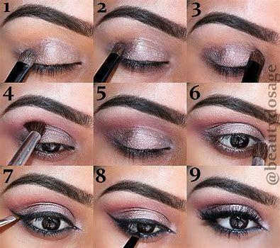 glitter holiday makeup // tati beauty textured neutrals