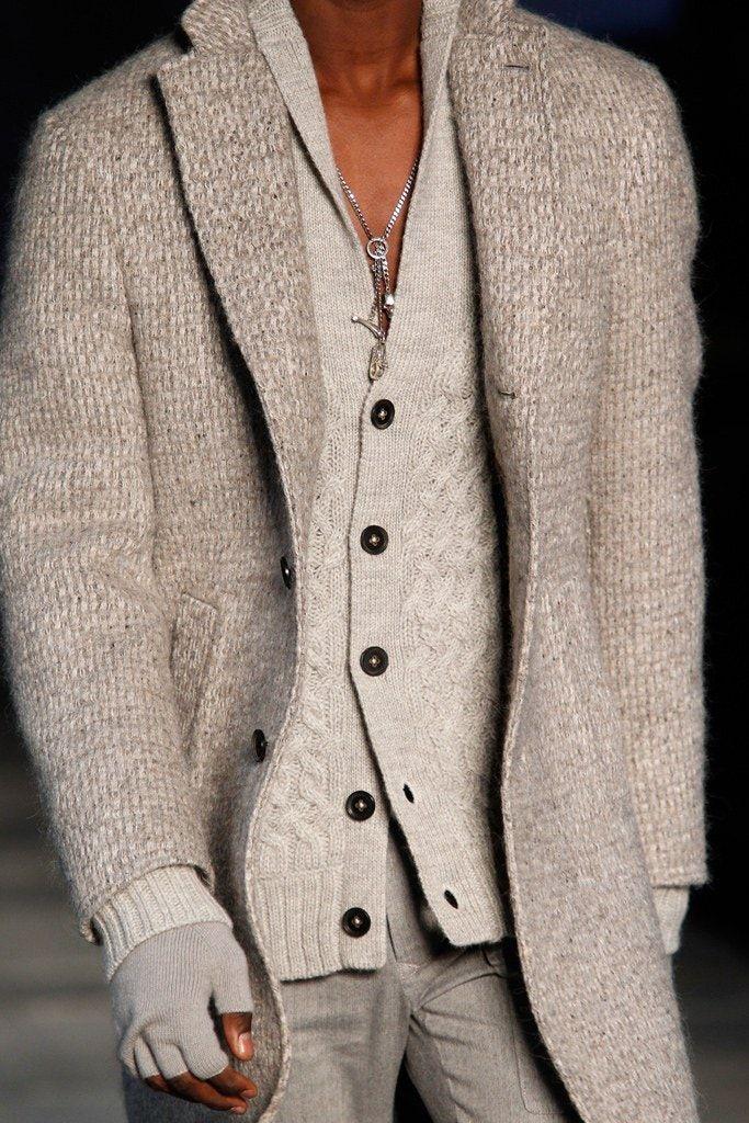 John Varvatos Fall 2012 Menswear Fashion Show – Menswear