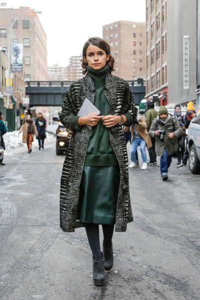 New York, February 2014 | sewing, 2 | Fashion, Street wear