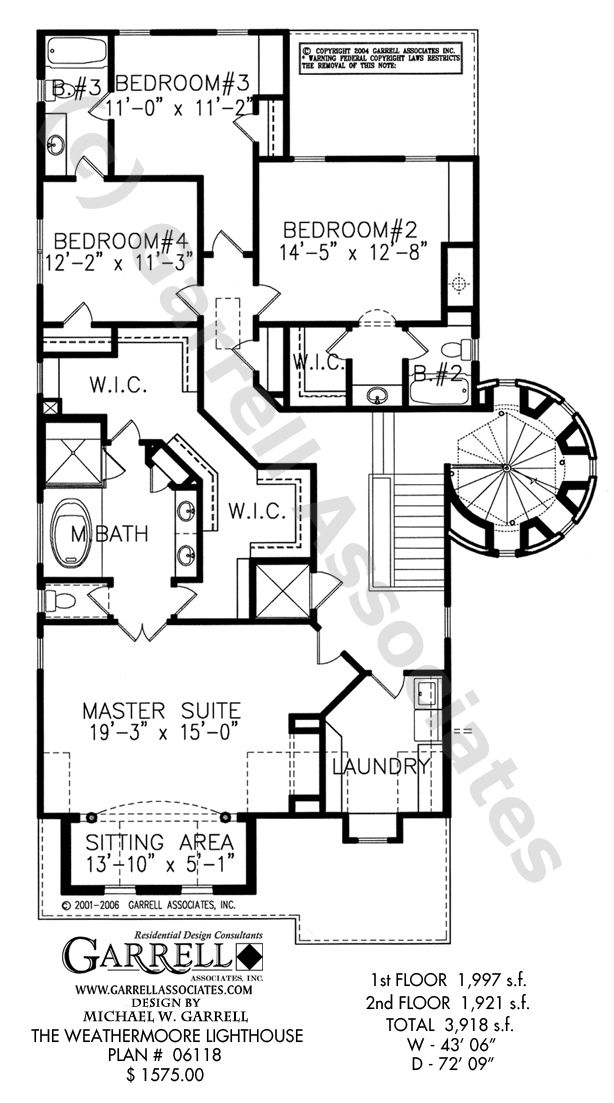 Weathermoore Lighthouse House Plan Coastal House Plans Coastal House Plans Bungalow House Floor Plans Pool House Plans
