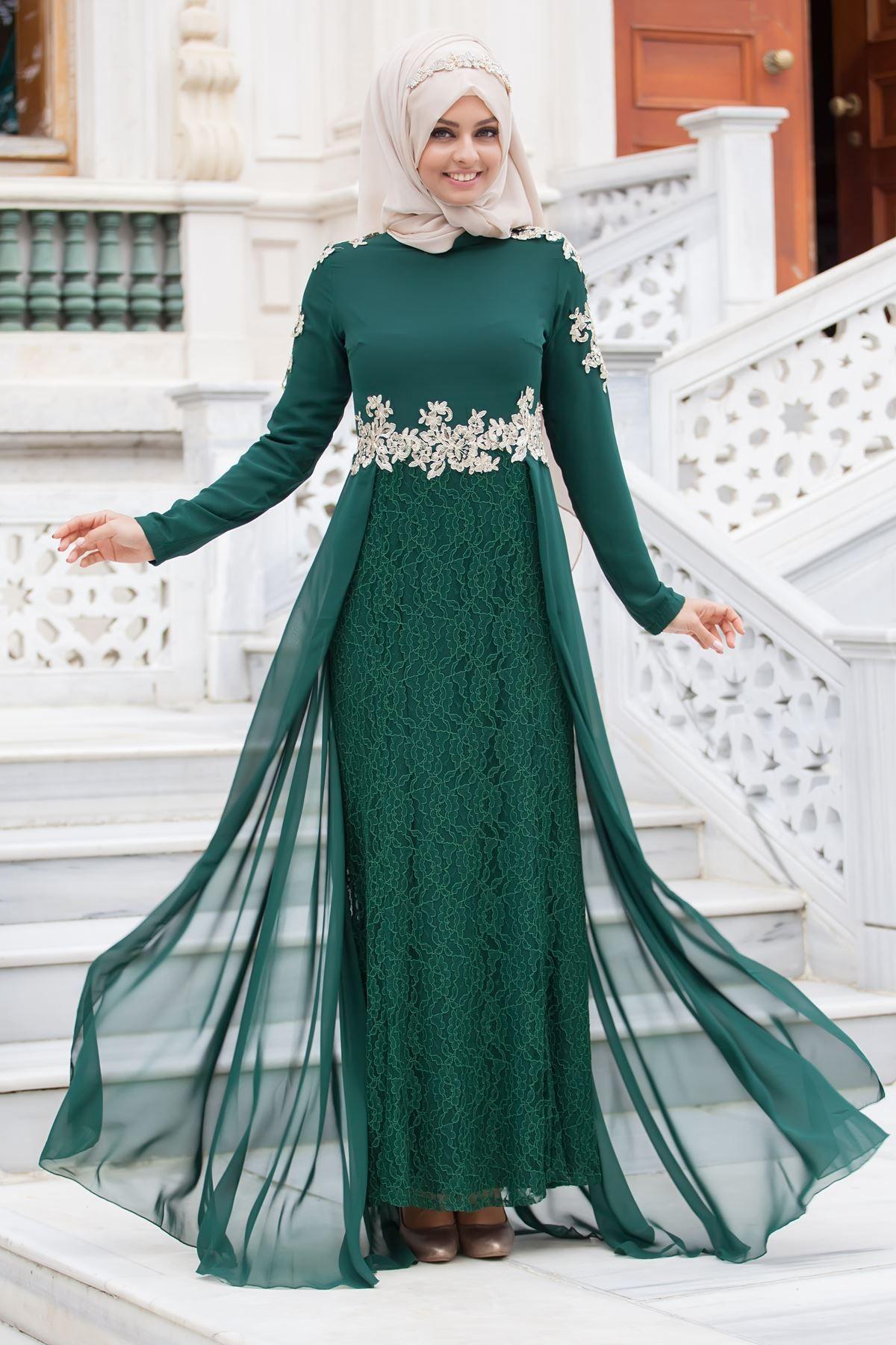 Sedanur Tesettur Abiye Elbise Modelleri Elbise Modelleri Elbise Moda Stilleri