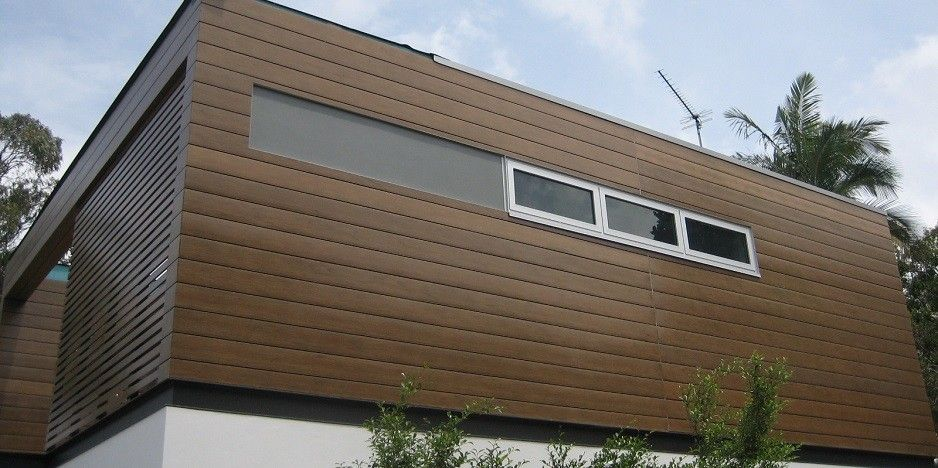 InnoClad Project - Innowood | Architectural details