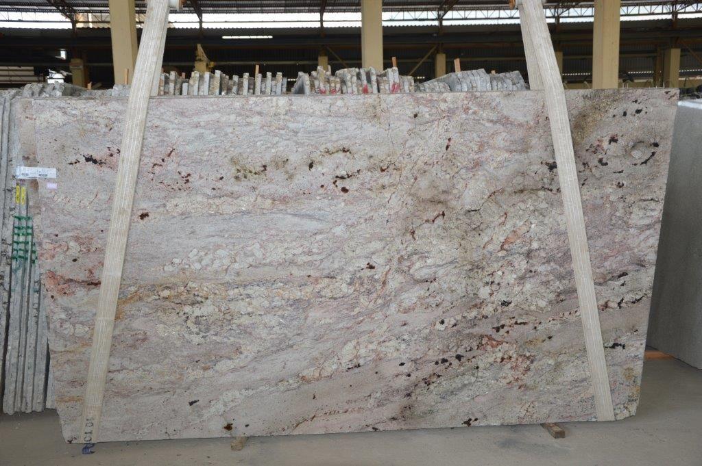 3cm Bordeaux Dream Granite Slab Granite Slab