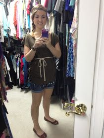 CA Indian Costume (this one wouldn't be so hot) #4th #cahistoryday #socialstudies