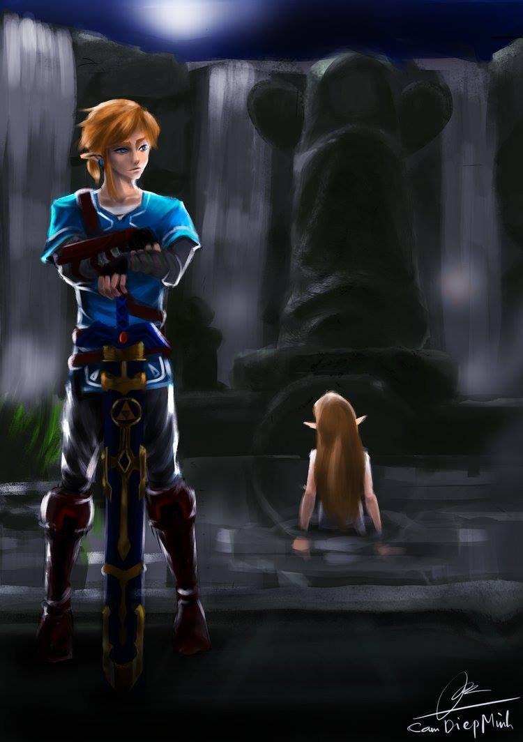 Breath Of The Wild Legend Of Zelda Legend Of Zelda Breath Breath Of The Wild