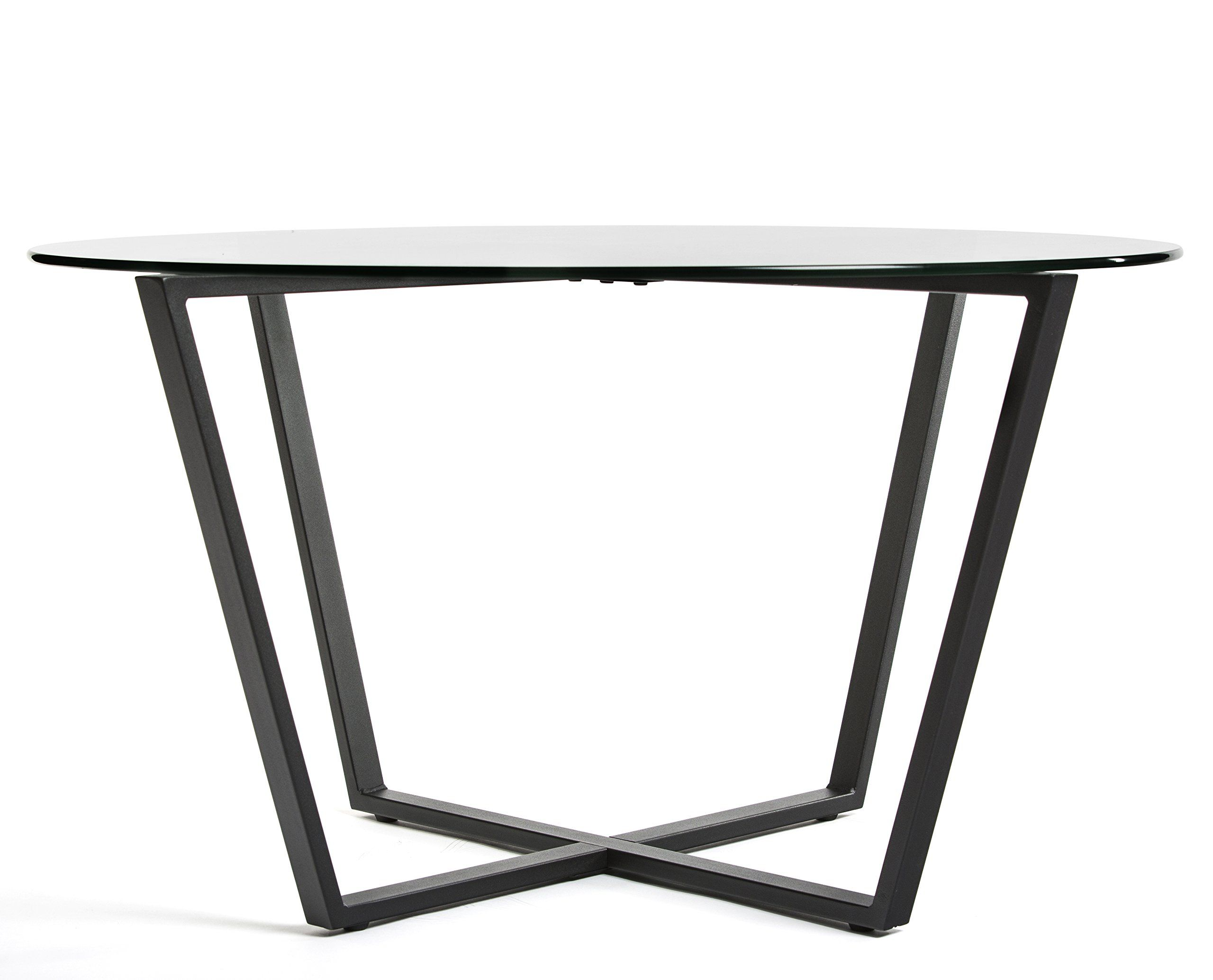 Mango Steam Metro Glass Coffee Table Clear Top Black Base Read More At The Image Link Round Coffee Table Modern Modern Coffee Tables Stylish Home Decor [ 2068 x 2560 Pixel ]