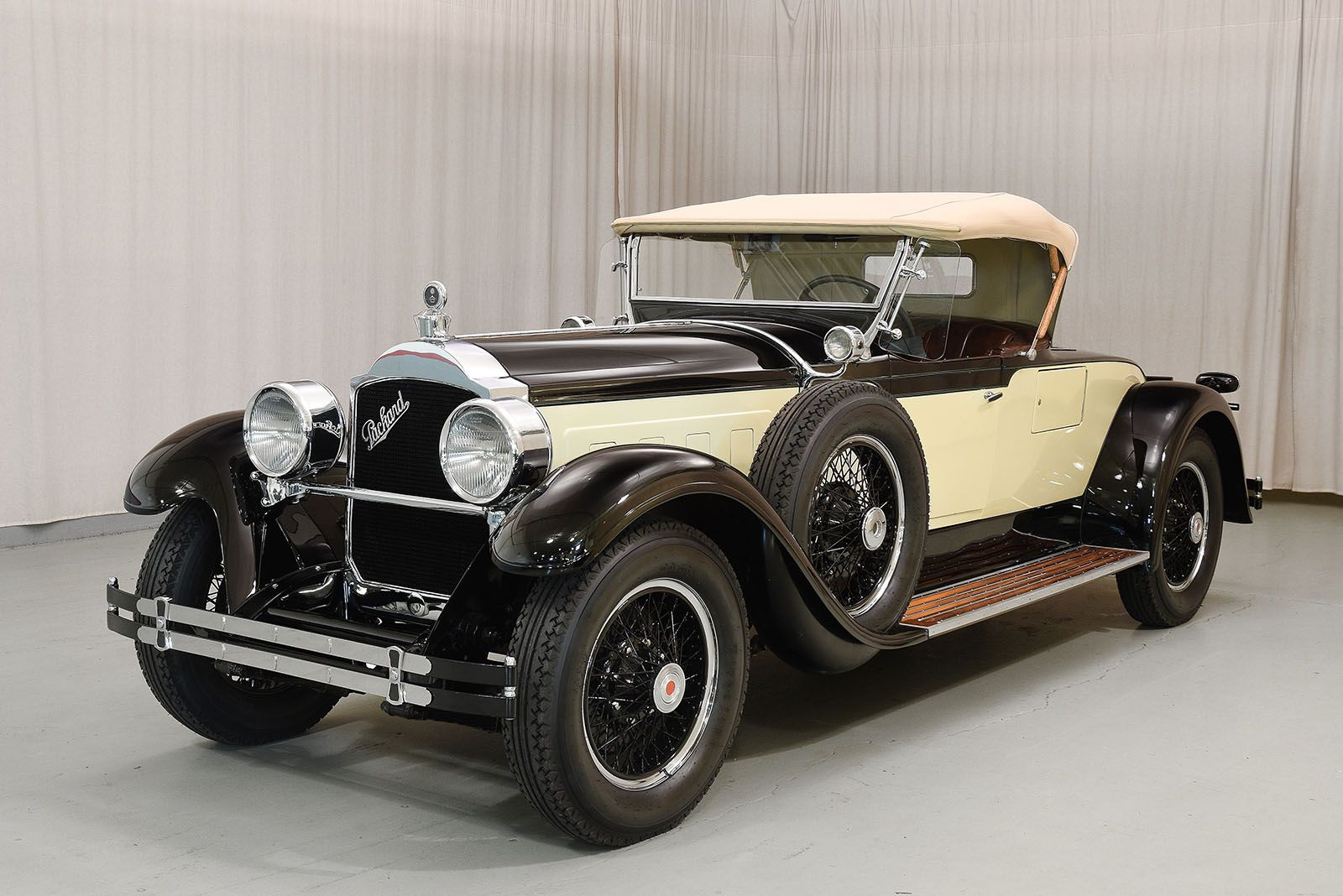 1928 Packard 443 Roadster – Hyman Ltd. Classic Cars
