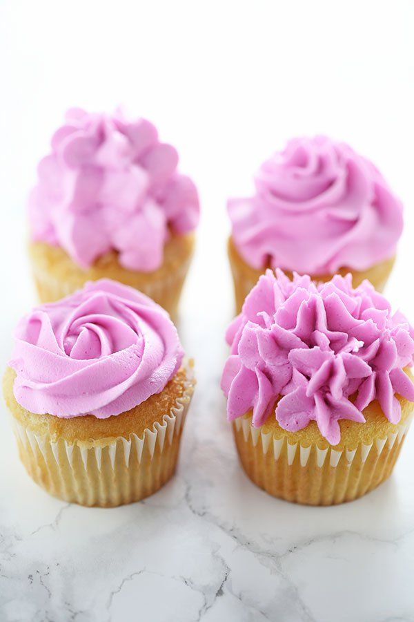 My All Time Favorite Piping Tip For Beautiful Cupcakes Great