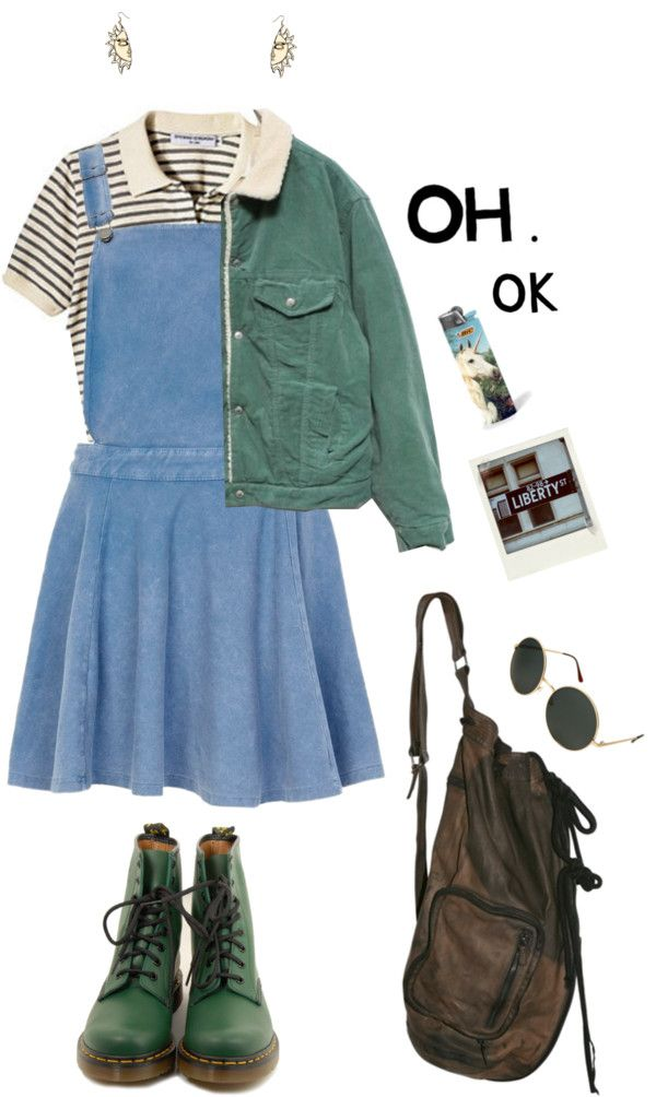 Oh ok by wandur on polyvore polyvore ideas Indie fashion style definition