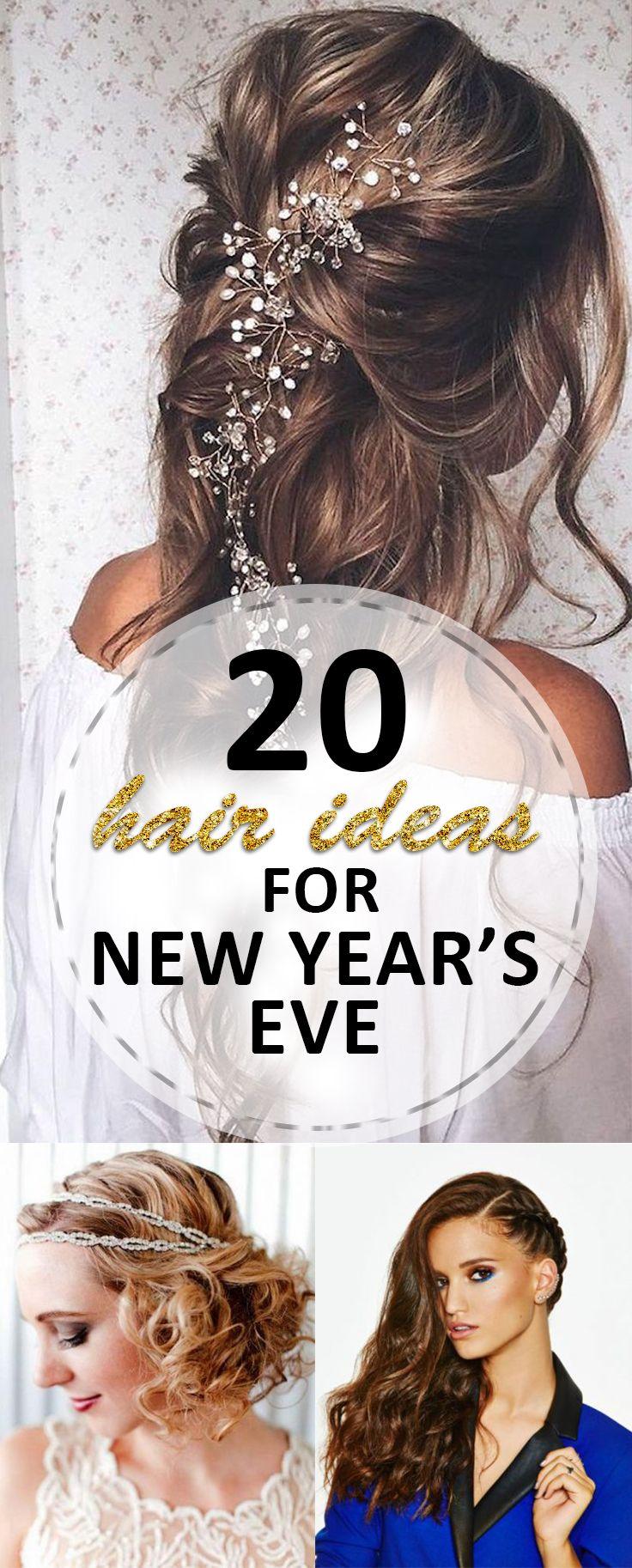 10-hair-ideas-for-new-years-eve #newyearseve #hairideas