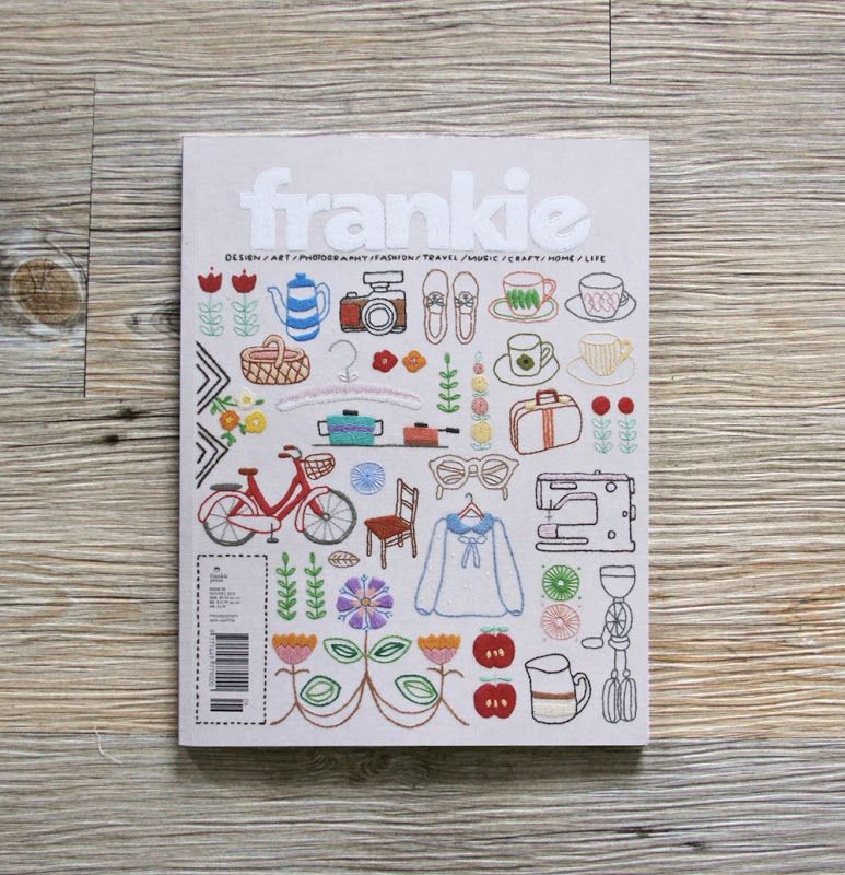 Frankie giveaways