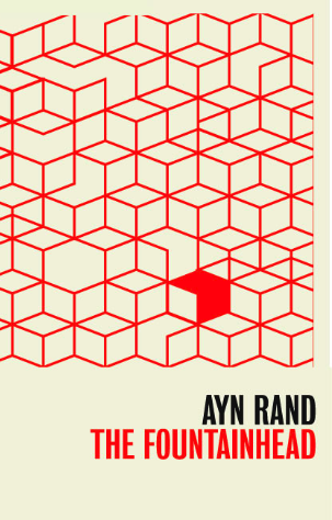 Book cover design for a series of books by Ayn Rand. The design objective was to boil down Rand's complex concepts that carry throughout her books to bold geometric forms.