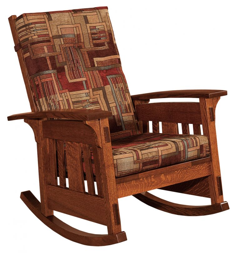 Amish Rocking Chairs, Rocking Chair