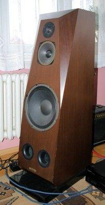 Kolumny Glosnikowe Sonus Oliva Podstawy Marmur 6699230758 Oficjalne Archiwum Allegro Diy Bookshelf Speakers High End Audio Audio Equipment