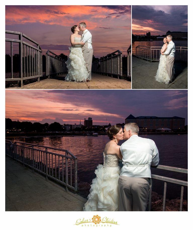 Solas Studios Wedding Portraits At Seneca Lake Geneva Ny