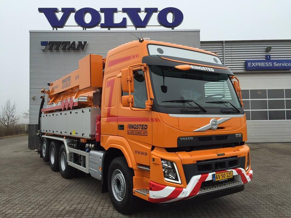 Volvo Fmx 460 8 4 Bilen Volvo Trucks Volvo Trucks