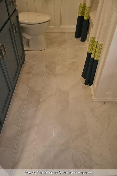 Hallway Bathroom Remodel: Before & After | Bathrooms | Pinterest ...