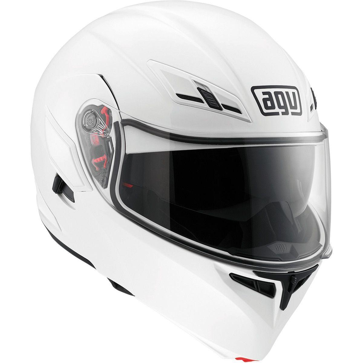 AGV Numo EVO ST Solid Modular Helmet White