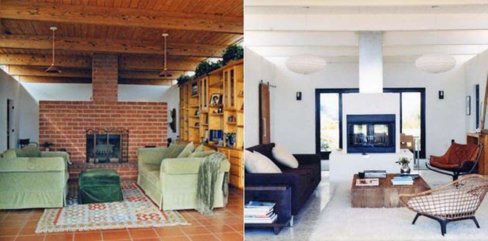 12 exemples « avant – après » pour un relooking maisons ...