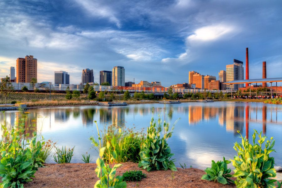 Best Parks And Gardens In The South Birmingham Birmingham Skyline Birmingham Alabama