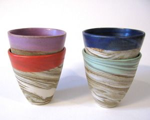 Marbled Rainbow Tumbler - mondaysprojects