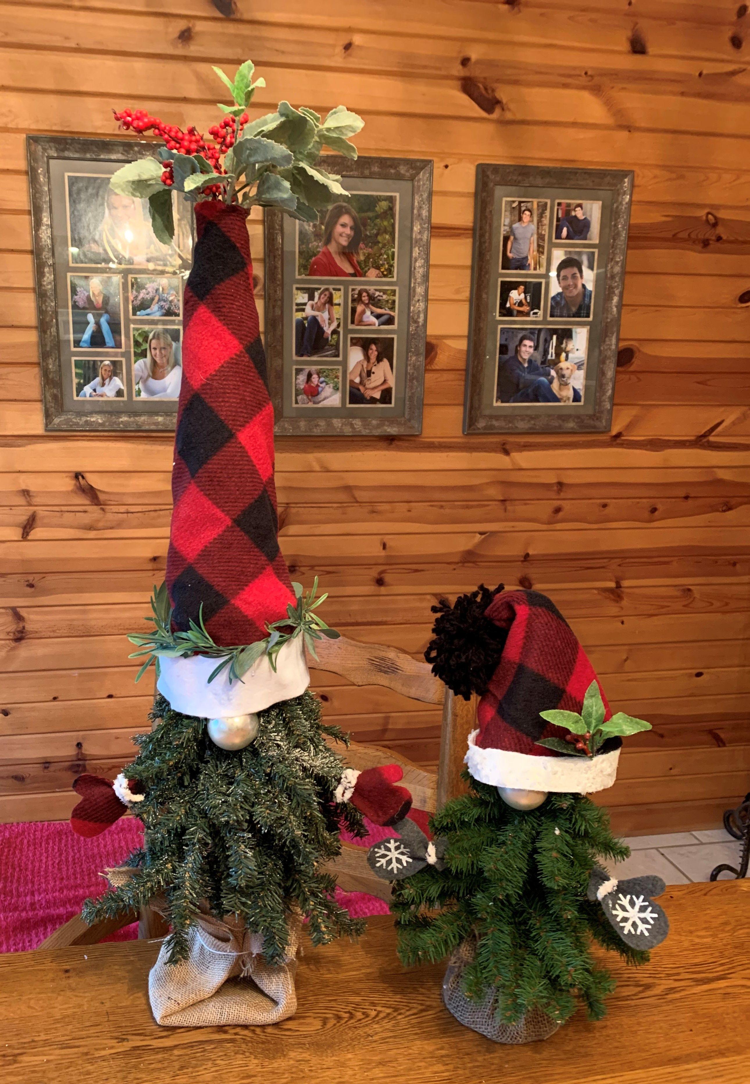 Addobbi Natalizi Goodwill.Goodwill Gnomes Diy Holiday Gifts Christmas Wreaths Diy Holiday