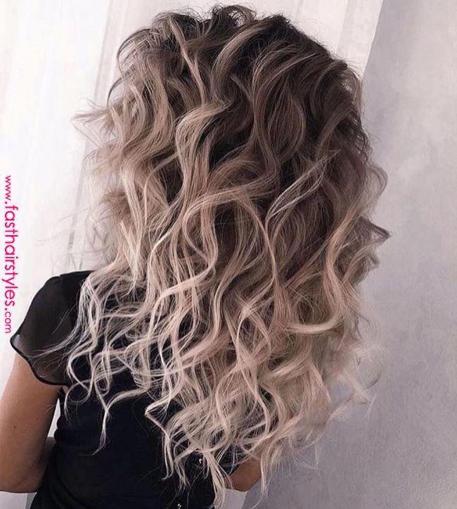Perfekte Frisur zustimmen? #comment @fashion___boom Credit @ ️. . . .______... #Schöne schönheit #girlhairstyles
