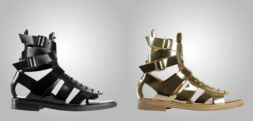 Givenchy Men S S S 10 Gladiator Sandals Sandals Givenchy Man Givenchy