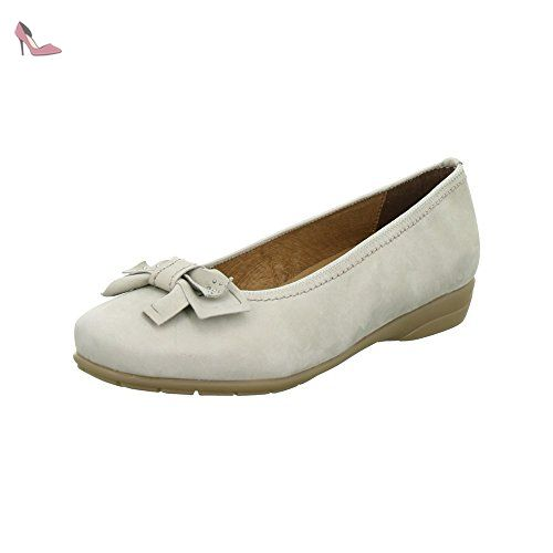 Moon Shoes 38 Chaussures Ballerines Gris Ag 5 Ara Gris wUqE6