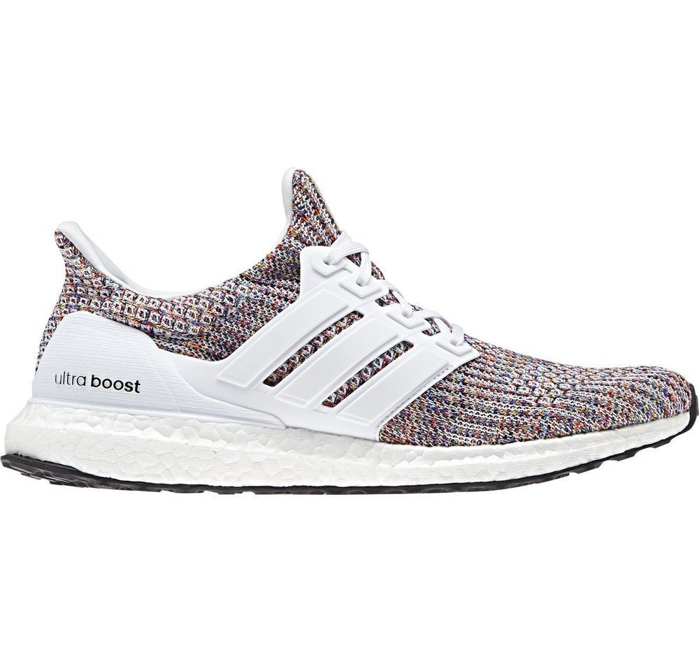 Mens Adidas Ultra Boost 4 0 Cloud White Collegiate Navy Multi Color Cm8111 Fashion Clothing Shoes Accesso Adidas Ultra Boost Sneakers Stylish Running Shoes