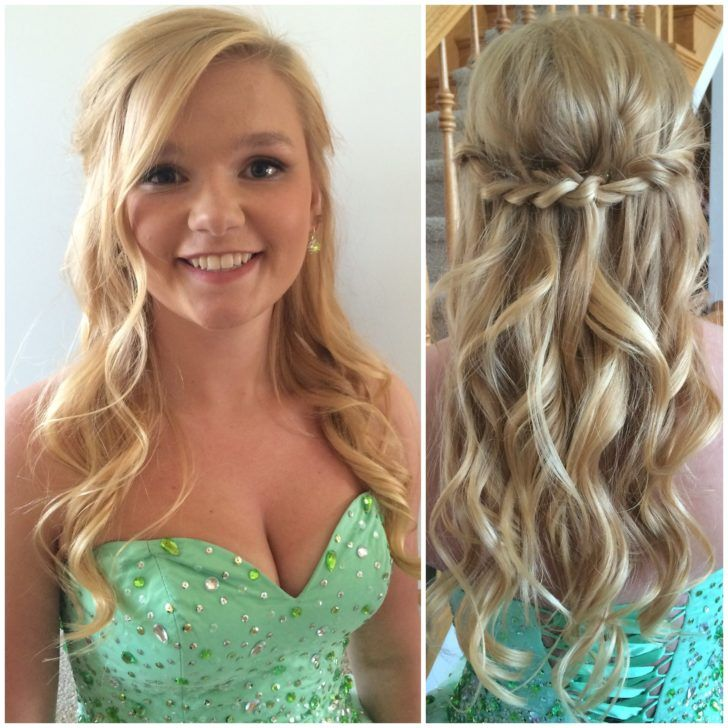 Short formal hairstyles best unique semi long prom as for ...