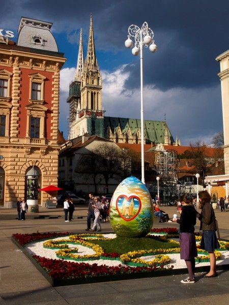Easter In Croatia Destination City Guides By In Your Pocket Zagreb Croatia Destination Zagreb Croatia