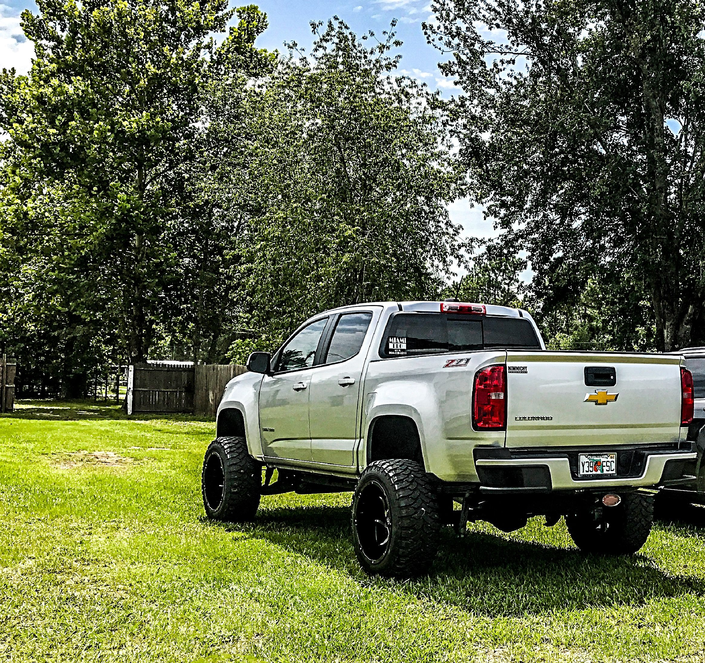 2016 Chevy Colorado Lifted 7 25