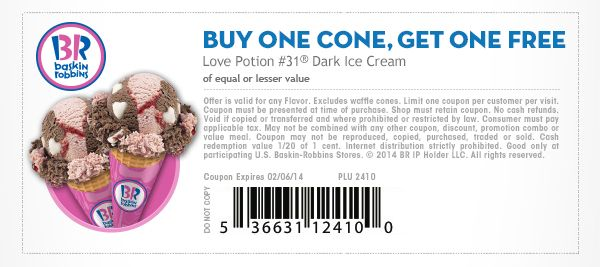 sprinkles ice cream coupons