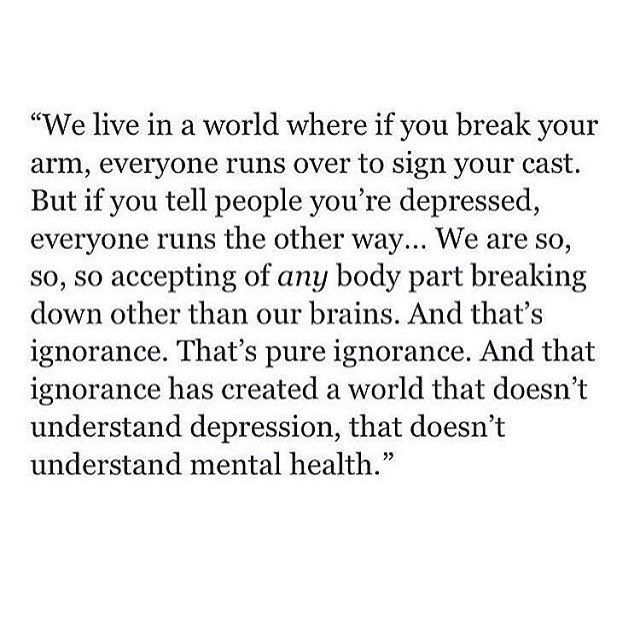 Quotes On Mental Health Day