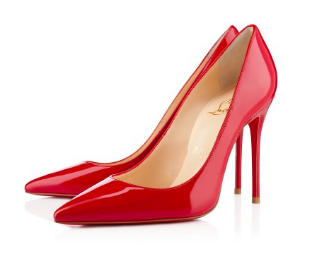Louboutin scarpe rosse - #shoes #red