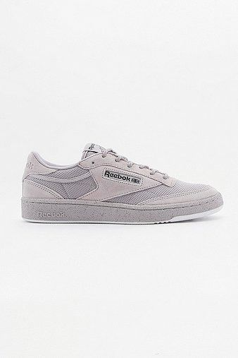 7c2ce0a3991 Reebok Club C 85 LST Whisper Grey 3M Speckle Trainers