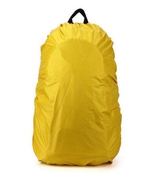 Waterproof Rain Dust Cover Travel Camping Hiking Backpack Outdoor Rucksack Bag