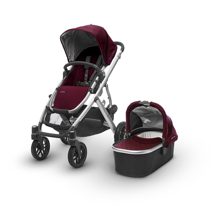 UPPABABY VISTA STROLLER 2017 Vista stroller, Convertible