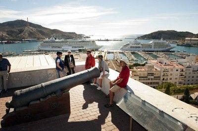 Aumentan un 13% los turistas extranjeros en Cartagena Puerto de Culturas